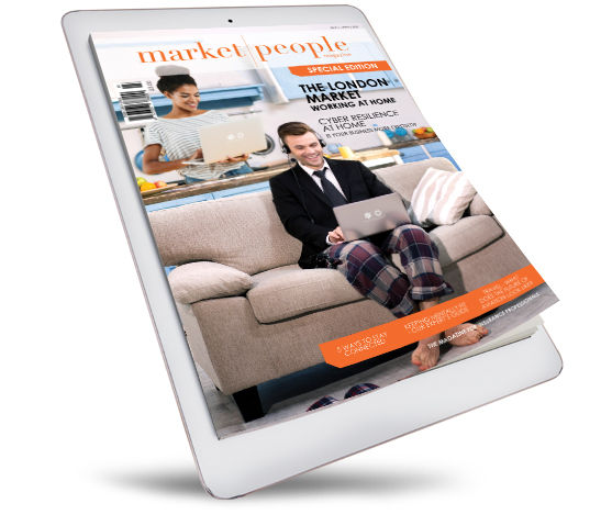 Market People Magazine Issue 4 Front Cover